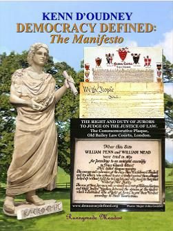 Democracy Defined: The Manifesto - The Flagship Book of the DD Restoration Campaign